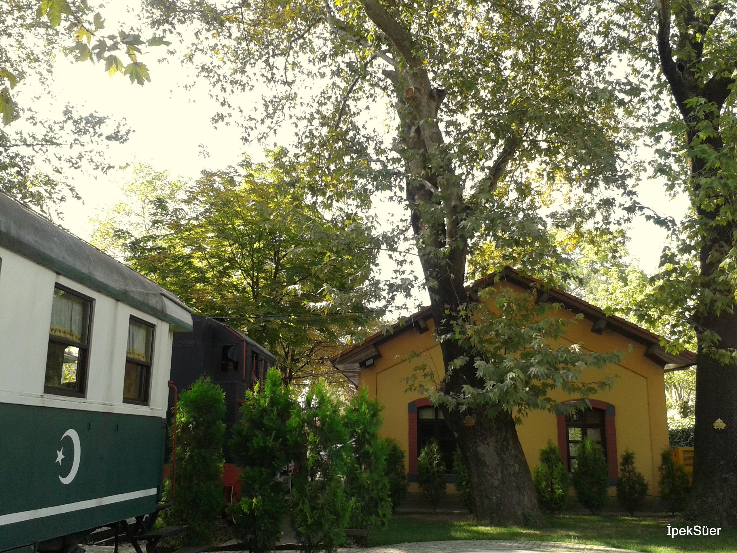 Merinos tren istasyonu sosyal tesisleri