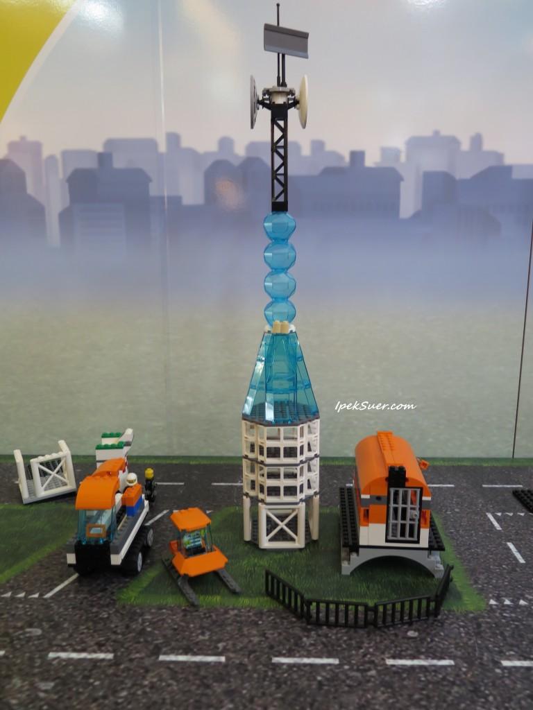 Lego 2015 modelleri ile yaptıklarımız