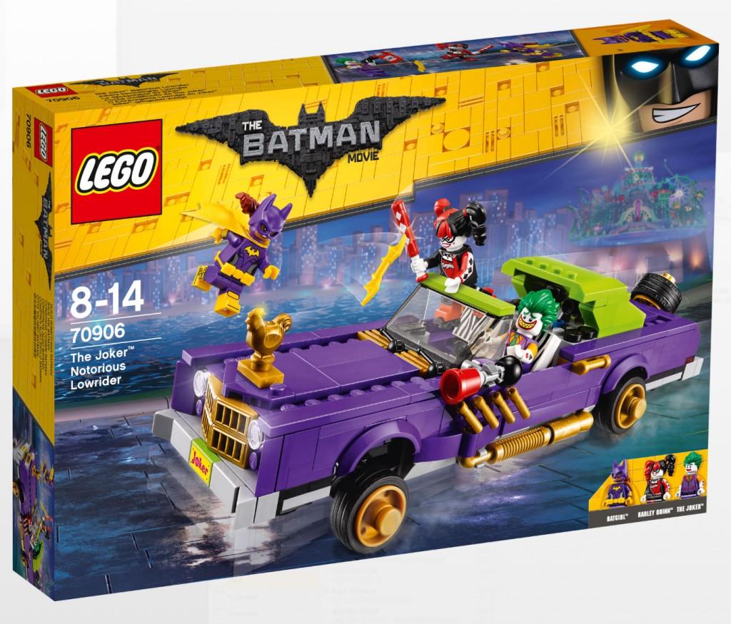 Lego Jokerin Arabası